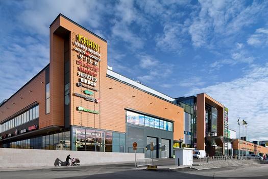 Kauppakeskus Kaari, Helsinki