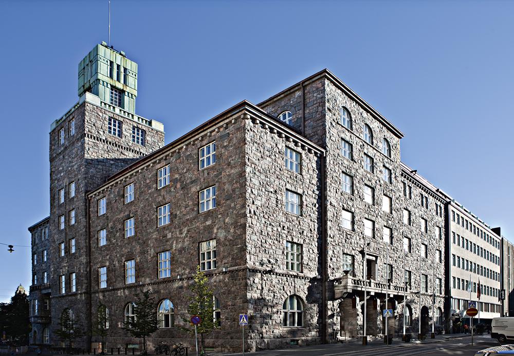 Kokous-  ja kongressihotelli Paasitorni Helsinkiin