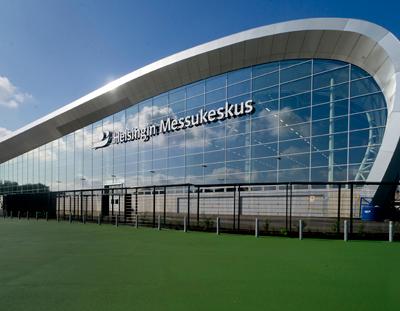 Helsingin Messukeskus laajennus
