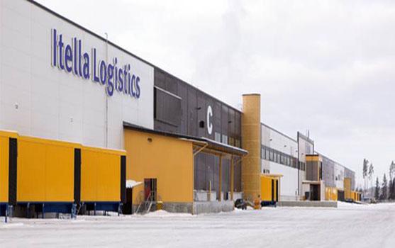Itella-Pennala, logistiikkakeskus
