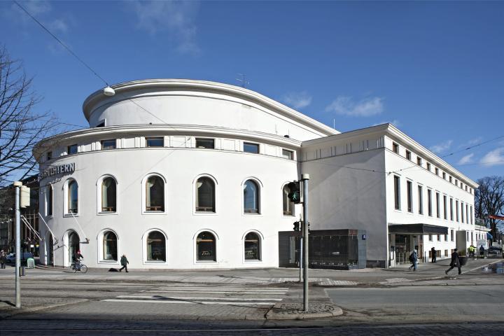 Svenska Teaternin saneeraus ja  laajennus
