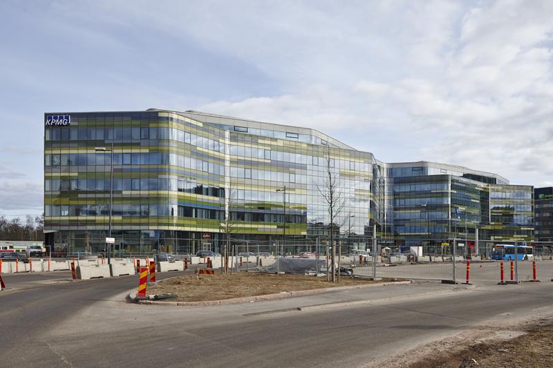 KOy Helsingin  Töölönlahdenkatu 3