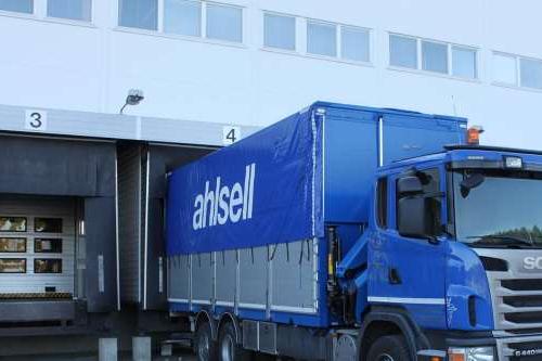 Ahlsell Oy:n uusi pääkonttori