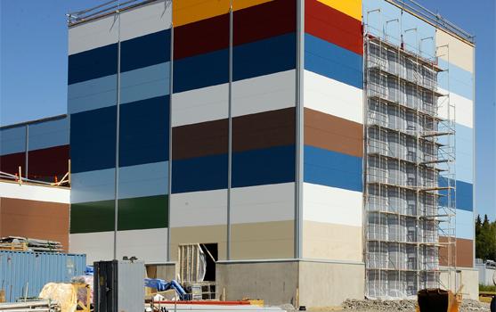 Cargotecin osaamis- ja teknologiakeskus