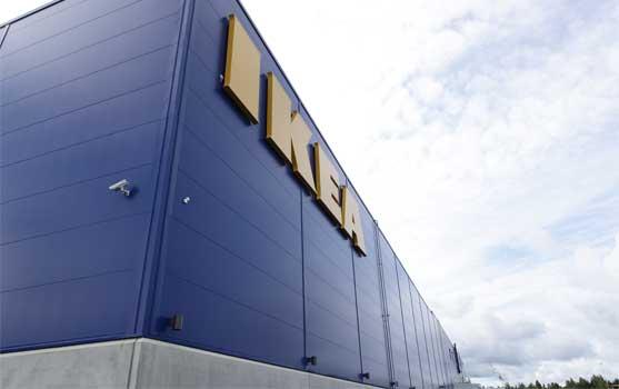 Ikea Oy:n tavaratalo Kuopioon
