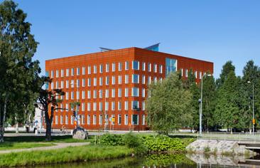 Oulun ympäristötalo