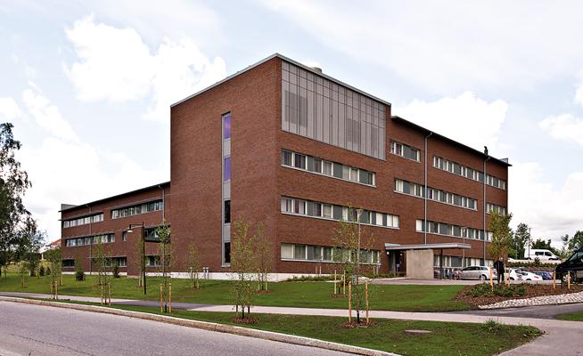 Nikkilän sosiaali- ja terveysasema