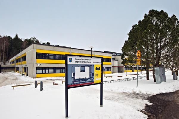 Espoonlahden koulu ja lukio
