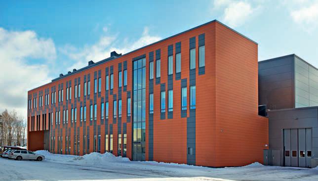 Tampereen ammattiopisto, logistiikan osasto