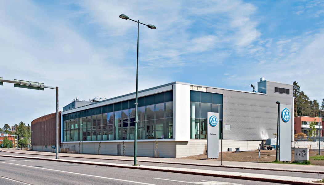 Volkswagen Center Espoo