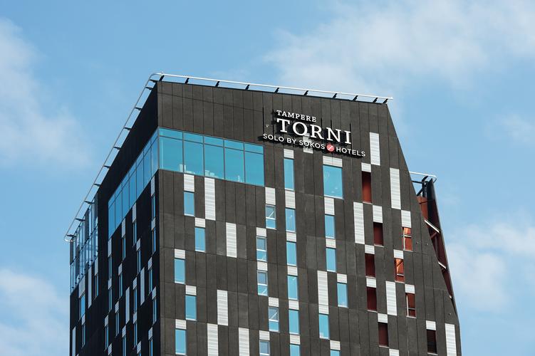 Tampereen Tornihotelli