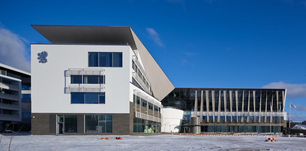 UPM-Kymmene Oyj:n toimitalo