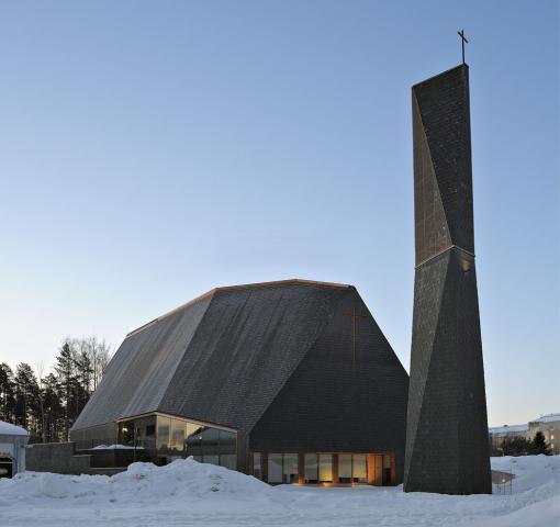 Kuokkalan kirkko Jyväskylässä
