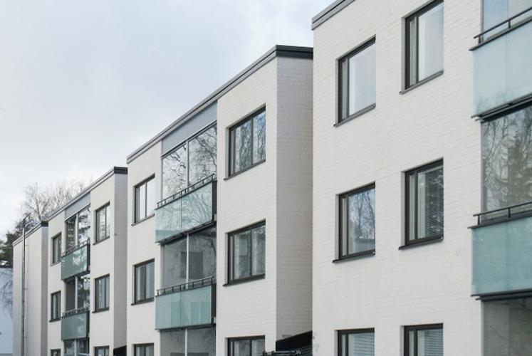 As. Oy Vantaan Kulonpohja, asuntojen perusparannus