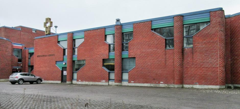 Hervannan kirkko, Tampere