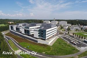 Espoon uusi sairaala