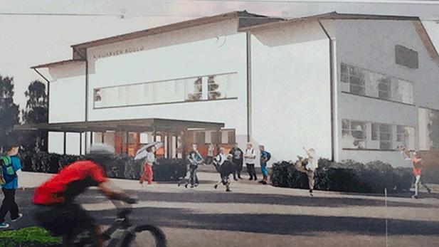 Kivijärven koulun sisäilmakorjaus