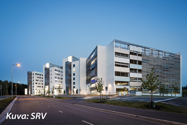 SRV Derby Business Park