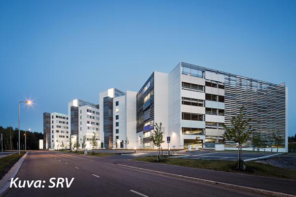 SRV Derby Business Park