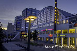 Case Finnkino Tennispalatsi