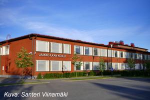 Jaakko Ilkan koulun korjaus ja   laajennus Ilmajoella