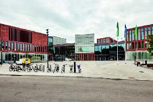 Väre - Aalto-yliopiston uusi rakennus