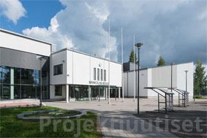 Mankolan koulu Jyväskylässä