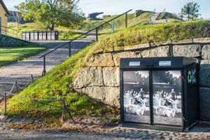 Suomenlinnan jätepisteet
