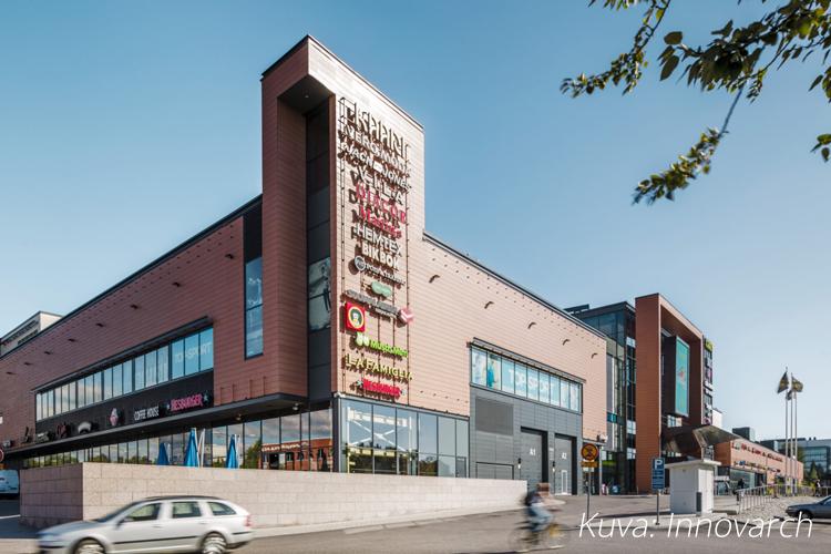 Helsingin kauppakeskus Kaaren uudistaminen