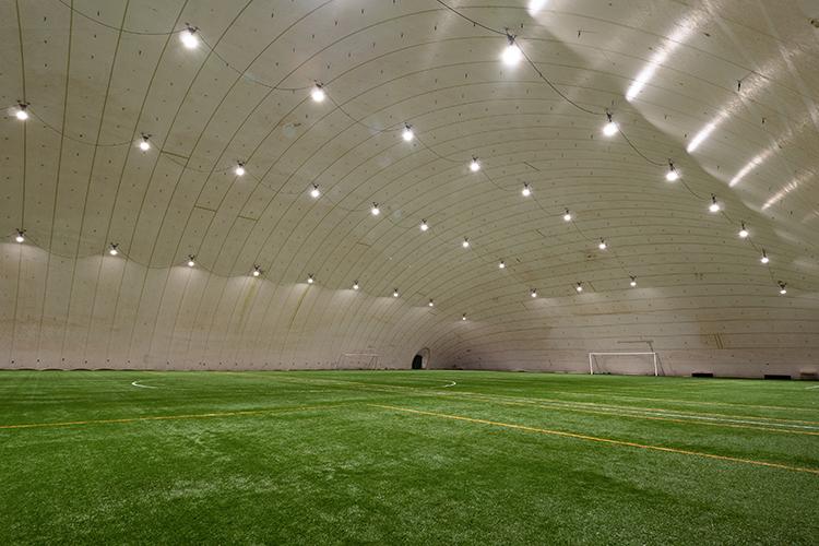 Jalkapallohalli, Lohja