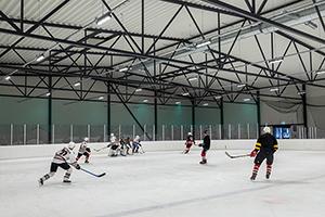 Winled-areena -jäähalli