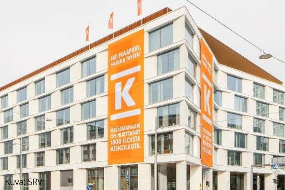 K-Kampus – Keskon uusi päätoimitalo