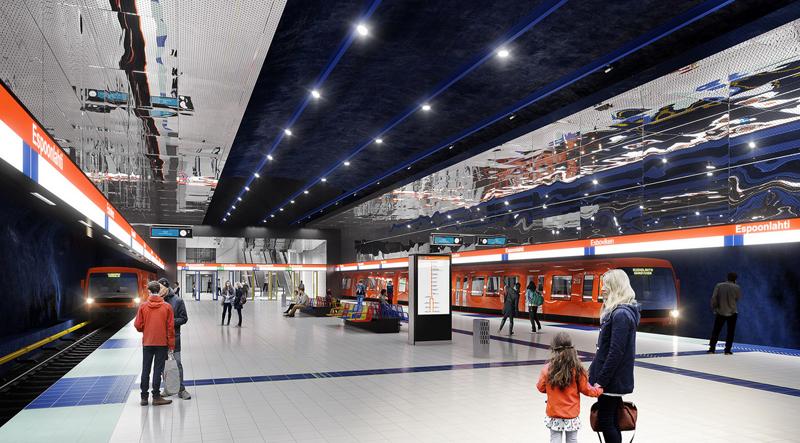 Espoonlahden metroasema