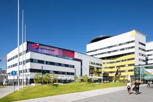 TAYS N-siipi, Sydänsairaala