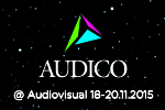 Audico Systems Audiovisual messuilla!