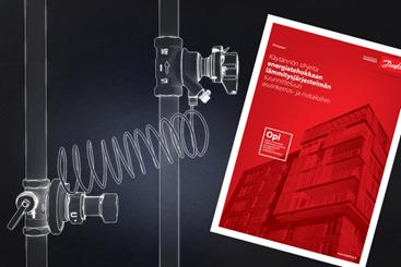 Danfoss opas: Energiatehokas lämmitysjärjestelmä