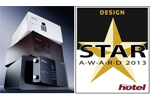 Dometic ProSafe tallelokeroille Design Gold Star Award 2013 palkinto