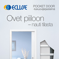 Eclisse Pocket Door -esite