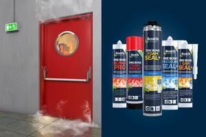 Fire Bond - Sertifioidut palonestotuotteet