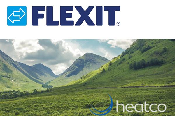 FLEXIT - Parempi sisäilmasto