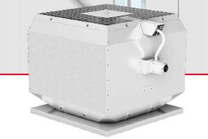 Helioksen savukaasuimurit ja Exodraftin takkaimurit Ilmastointitukusta