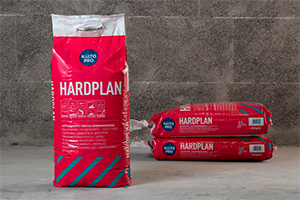Kiilto HardPlan – Nopea erikoistasoite vaativiin olosuhteisiin