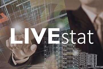 LIVEstat - rakennusalan markkinakatsaus parilla klikkauksella