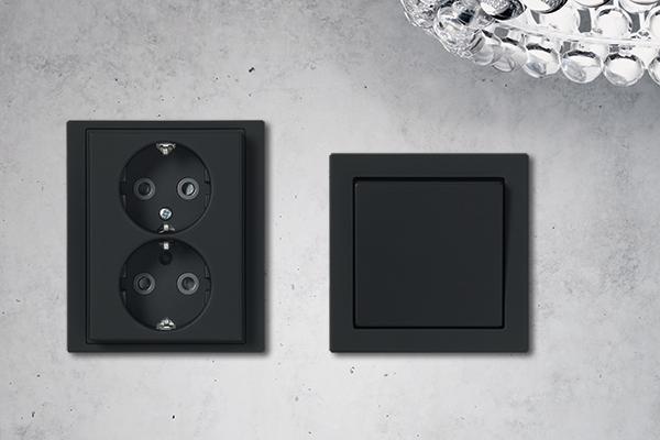 Matta musta Impressivo – tyylikäs ja laadukas valinta