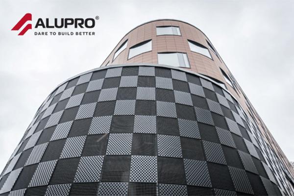 Ota suunnittelun tueksi Alupron tuotekirjaston materiaalit!