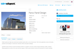 PAROC® Panel Design -sovellus Revit-mallinnukseen