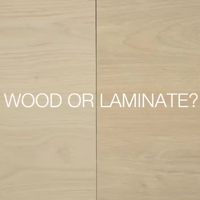 PERGO Real Life test: can you tell the difference between PERGO laminate & wood?