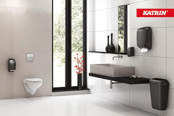 Puhdas ja tyylikäs wc-tila jää suomalaisen mieleen