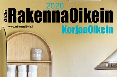Rakenna Oikein Korjaa Oikein 2020