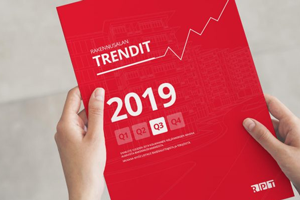 Rakennusalan trendit Q3 2019